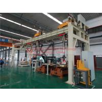 Quality Copper Coil Automatic Palletizer Machine Multi - Roll Welding Connection for sale