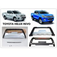Quality Toyota New Hilux Revo 2015 2016 Front Bumper Guard Plastic ABS Blow Molding for sale