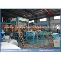Quality Automatic Recycle Paper Egg Tray Making Machinery Production Line CE Approved for sale