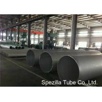 China EFW Welded Stainless Steel Tube UNS S32750 A928M Round Mechanical Tubing on sale