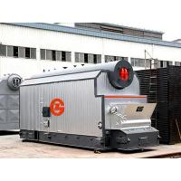Quality Safety Steam Heat Boiler , Commercial Biomass Boiler Over 80 % Heating Efficiency for sale