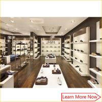 Quality New Fashion Retail shoes store fixture manufacturer china with good quality price for sale