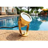 China 5 Watt COB Outdoor LED Garden Lights With Die - Casting Aluminum Housing on sale