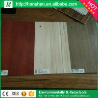 Best Price Indoor vinyl plank flooring with SGS