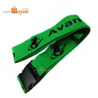 China Luggage Strap 2 Luggage Belt from polyester weave tape or jacquard ribbon on sale