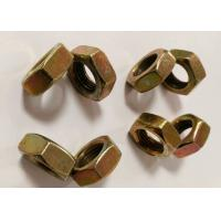 Quality Power Station Heavy Hex Nut  , M12 1.5 Nut ISO Certificated High Strength For Construction for sale