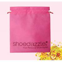 Quality Drawstring Bag / Dust Bag / Recycle Nonwoven Drawstring Gift Bag for sale