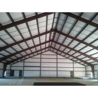 Quality Standard Simple Steel Structure Building for Storage or Warehouse for sale