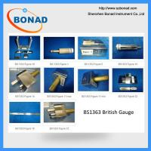 Quality BS1363 British Standard Plugs Socket-outlets Gauges for sale