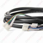 Quality Black SMT Machine Parts SAMSUNG RR STEP MOTOR POWER CABLE ASSY J90831174C for sale
