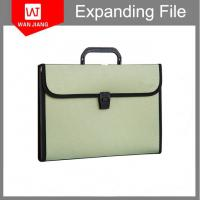 Buy wholesale office supplies A4 FC document holder PP expanding file folder with at wholesale prices