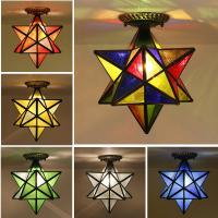 Quality Meyda tiffany Style Mini Ceiling Lamp Fixtures For Home Lighting (WH-TA-09) for sale