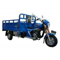 Quality Commercial Chinese Trike Motorcycle Three Wheel Open Body Type for Cargo for sale