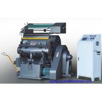 Quality Hot Stamping Corrugated Box Die Cutting Machine 2 ~ 3 Groups Foil Stamping for sale