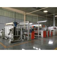 Quality Carpet Tile Pre Coating Machine Conduction Oil Heating With Siemens Control System for sale