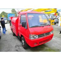 Quality Industrial Fire Engine Vehicle For Quick Fire Service With Steel Material Body for sale