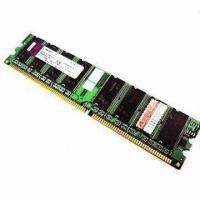 Quality 1GB DDR 400MHz PC3200 RAM Memory Module for Desktop, Available with 184 Pins for sale