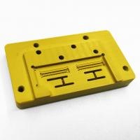 China High Speed Torlon Plastic Machining Services For Mobile Phone SIM Card Fixture on sale