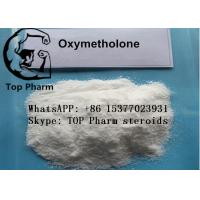 Quality 99%  purity Oxymetholone/Anadrol CAS 434-07-1 oral steroids powder for builing body for sale