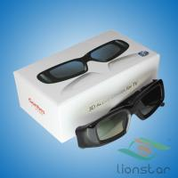 Quality Popular Sell Bluetooth TV 3D Shutter Glasses for sale