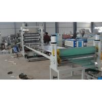 China Pp Pe Multi Layers Plastic Sheet Production Line For Decorative Material on sale