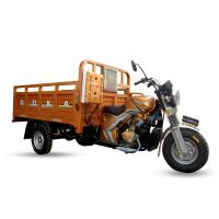 Quality 200CC Three Wheel Cargo Motorcycle / 250CC Cargo Tricycle Heavy loader for sale