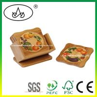Quality China Coaster & Table Mat /Bamboo & Wooden Table Mat for Kitchen,Dinner,Bowl,Tableware Set for sale