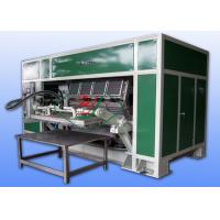 Full Auto Moulded Pulp Egg Tray Production Line for Cup Holder / Paper Tray