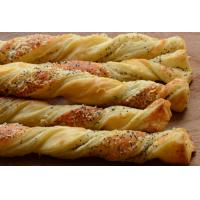 Quality High Capacity Puff Pastry Equipment , Industrial Pastry Machine For Twisted Cinnamon Swirls for sale