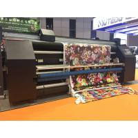 Quality Continous Ink Supply Mode Digital Fabric Printing Machine for sale