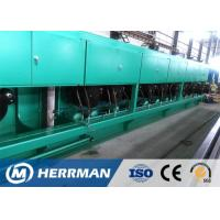 Quality Horizontal Wire Drawing Equipment , Rod Breakdown Machine For Copper for sale