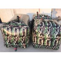 China 2000L Light Weight  Tarpaulin Water Tank Easy Take PVC Coated MOQ  2 pieces on sale