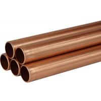 Quality Great 99.9% pure red copper round bar , copper rod for industrial , construction for sale