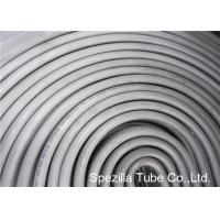 Quality Seamless Duplex Stainless Steel heat exchanger u tube ASTM A789 UNS S31803 Grade 2205 OD15.88 X 2.11MM for sale