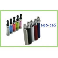 Buy cheap No Flame EGO CE5 E-Cigarette , Colorful Innokin LCD Electronic Cigarette from wholesalers