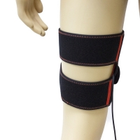 Quality ISO13485 Carbon Fiber 3.0μM Far Infrared Heating Pad For Leg Pain Relief for sale