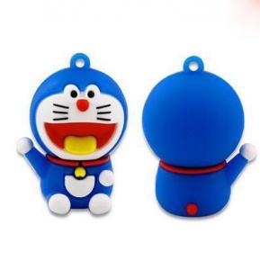 USB 2.0 128MB Custom USB Memory Stick , Doraemon USB Flash Drive