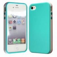 Quality Cellphone Cases for iPhone 4/4S, Made of TPU for sale