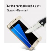 Quality tempered glass tempered glass for galaxy s7 Anti-Glare scratch resistance 9H 0.33MM Scratch-Resistant Anti-Fingerprint for sale