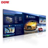 China 1.8 Mm Lightweight DDW LCD Video Wall 49 Inch Width 1075.38mm AC100~240V on sale