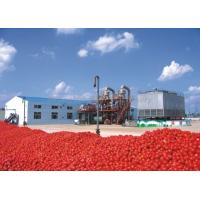 Quality Fruit Jam / Tomato Paste Production Line Package Type Bags / Bottles / Cans for sale