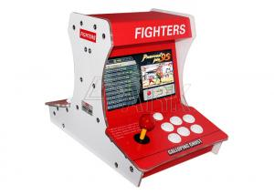 Quality Indoor Amusement 2 Players Back To Back Arcade Game Machine for sale