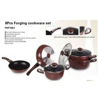 Quality 8PCS Forged Cookware Set (FHF1001) for sale