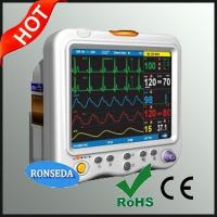 """Quality 15"""" Multi-Parameter Portable Patient Monitor Cardio Monitor cheap price for sale"""