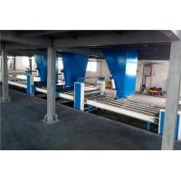China Fully Automatically Light Weight MGO Wall Panel Production Line 380V/50HZ on sale