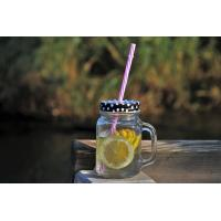 Buy Eco Friendly Colored Paper Straws , Custom Striped Paper Drinking Straws at wholesale prices