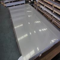Buy cheap 410 Grade Stainless Steel Sheet / Magnetic Rolled Steel Plate For Burn Oven from wholesalers