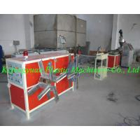 KFY factory price customized single wall corrugated pipe extruding machine made in China