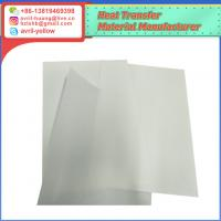 Quality A3 printing A+B Laser  for light colored fabric all color laser printer heat transfer paper for sale
