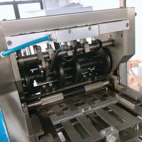 Quality Vertical Carton Packing Machine , Simple Operation High Speed Cartoning Machine for sale